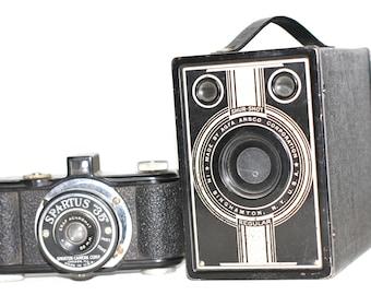 Antique Sure Shot Camera by Ansco