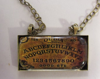 The Ouija Board Necklace 1