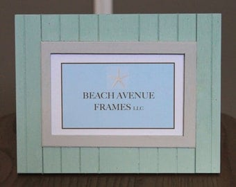 Beach House Picture Frame
