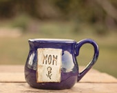 Custom Coffee Mugs   Soup Mug   Large Coffee Mug   Personalized Coffee Mugs   Gifts for Mom   Coffee Cup   Pottery   Mother's Day Gift Ideas