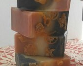 Steampunk  handmade soap