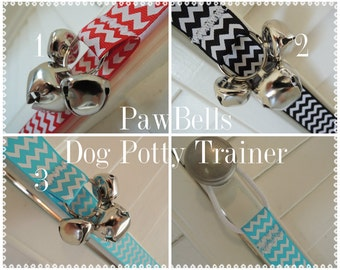 Paw Bells Dog Housebreaking Potty Trainer, Instructions included, Fast Shipping
