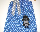 Star Wars dress Darth Vader dress  pillowcase dress 3,6,9,12,18 months, 2t, 3t, 4t, 5t, 6,7,8,10,12