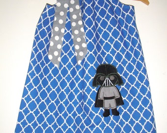 Star Wars dress Darth Vader dress pillowcase dress 36912