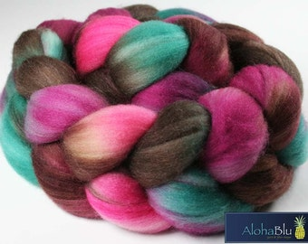 OH LOLLY LOLLY Superwash Merino/Nylon Roving - 3.8oz