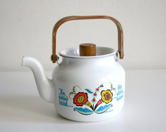 Swedish Tea Pot