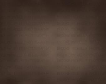 Canvas Digital Backdrop - Deep Brown
