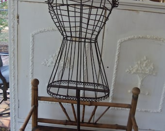 Small Dress Form, Metal, Display, Prop, Jewelry, Small Clothes, Ballet