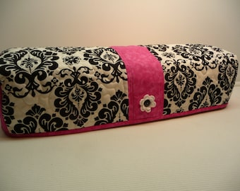 Cricut EXPLORE Dust Cover Cozy - Delightful Damask Fuchsia