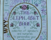 The Alphabet Book Volume 2 - Stoney Creek Collection - Book 288 - Counted Cross Stitch Designs