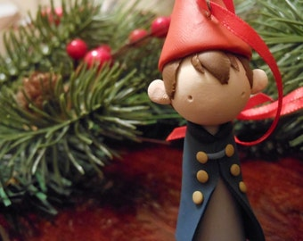Over the Garden Wall: Wirt Ornament