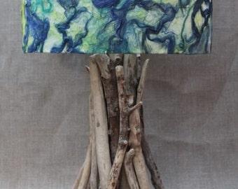 Driftwood Lamp.Drift Wood Table lamp,Driftwood Table lamp,Shade sold separately,Drift wood  Lamp, Drift Wood