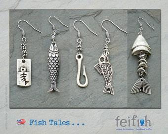 Fish Tales Earrings
