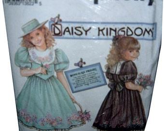 8314 Simplicity DAISY KINGDOM Child's Dress Pattern - NEW & Unused
