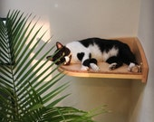 Corner Climber Shelf for Cats - Mountain Cat Climbers
