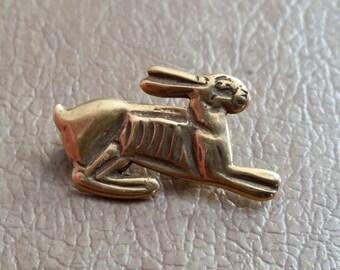 Vintage Museum of Modern Art MMA Rabbit Brooch Pin
