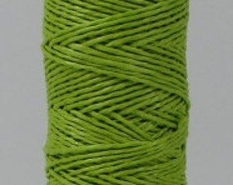 Hemp Thread-Grass Green-100% Hemp
