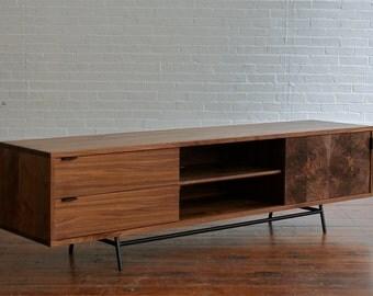 mid century modern floor lamp. Black Bedroom Furniture Sets. Home Design Ideas