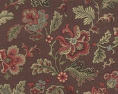 Le Marais - Villette in Old Brown by French General for Moda Fabrics