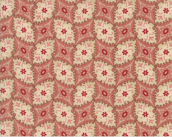 Madame Rouge - Cerisier in Rose by French General for Moda Fabrics