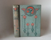 THE BOY KNIGHT by G A Henty Antique Book Donohue Bro A Tale of the Crusade Undated Art Deco Illustrated Hardcover Decorative Adventure