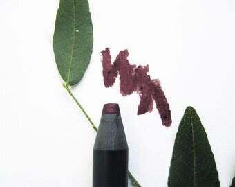 Black Cherry - Natural Mineral Eye Liner Pencil