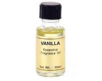 Vanilla Fragrance Essential Oil 10ml