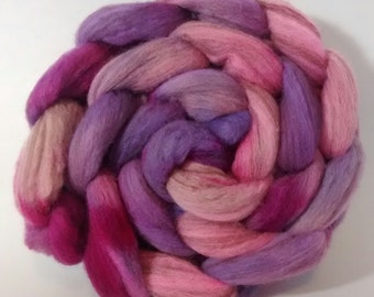 Jessica Polwarth/Merino d'Arles combed tops for spinning