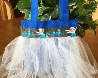 Frozen mini tutu bag