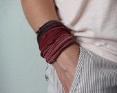 Cuff Bracelet or Necklace