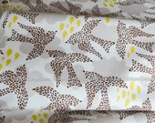 Fly by Night print Cotton,  Sweet as Honey Collection, Cotton Fabric, Quilting Weight textile, Art Gallery Designer Cotton