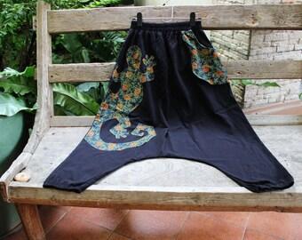 Comfy Roomy Cotton Pants - MLG1610-08