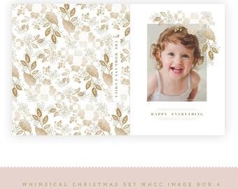 Whimsical Christmas 5x7 Image Box vol4