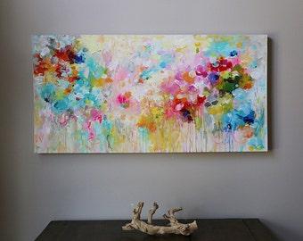 Original abstract acrylic painting, Large wall art ,canvas art, Modern Art, Abstract Painting, Acrylic painting on Canvas, Original art