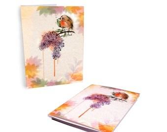 Pretty Bird / Blank Note Cards