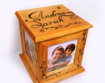Custom Photo Boxes