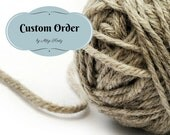 Custom Order for Jennifer