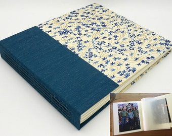 NEW Custom Interleaved Photo Album, Design your Own, Choose Your Size, Made to Order