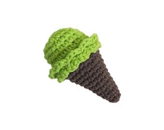 Catnip Ice Cream Cone - Catnip Toy
