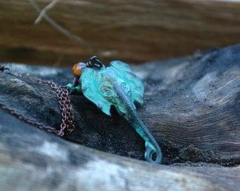 El Elephante Necklace - The Elephant Necklace