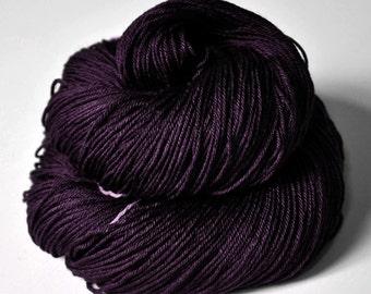 Very last dance -  Merino/Silk Fingering Yarn Superwash