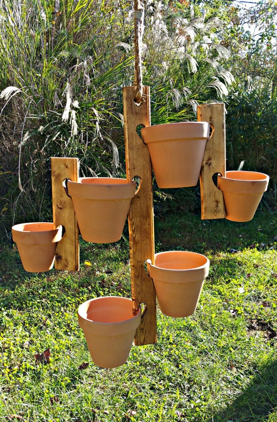 Hanging Flower Pot Holder Hanger