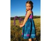 Purple Party Dress, Birthday Party Dress, Girls Birthday Dress, Purple Birthday Dress, Girls Dress