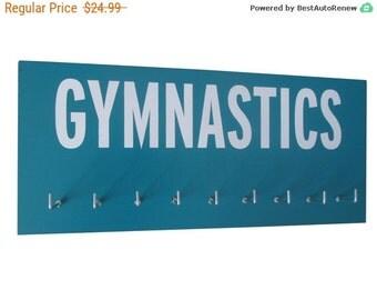Gymnastics : Gymnastics Medals Display Rack
