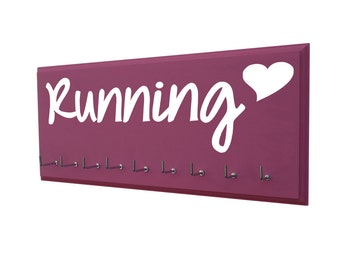 Running gifts, Race Medal Holder and medals holder