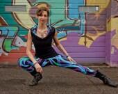 Dance Ribbons Leggings