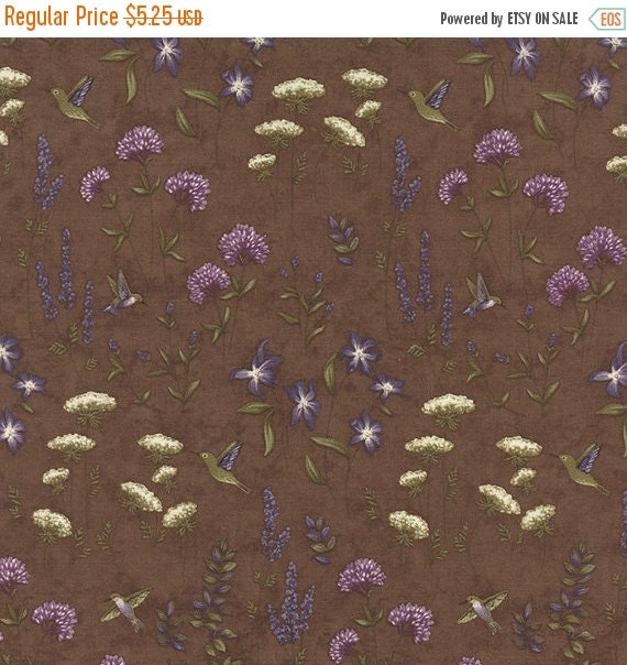 On Sale Moda Fabric The Potting Shed Holly By Seamssewcharming