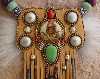 Tribel Necklace