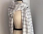 Marley blanket scarf