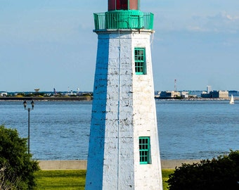 Lighthouse Inspirational Art